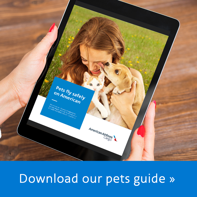 Download our pets guide